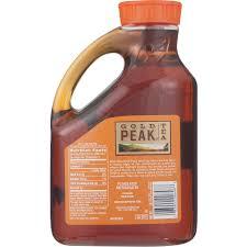 gold peak tea unsweetened iced tea 89