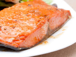 Ginger Salmon Recipe and Nutrition ...