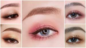 korean eyeshadow makeup tutorial