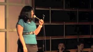 Allyson Smith Comedian - Live 2012 - YouTube
