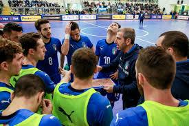 Doppia amichevole in Veneto per la nazionale italiana di calcio a 5