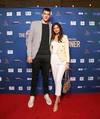 LA Lakers Ivica Zubac, djevojka Kristina Prisc • Croatia Week