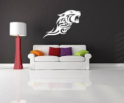 Vinyl Wall Decal Sticker Tribal Panther Os Aa663 Stickerbrand