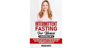 intermittent fasting for women 2 books