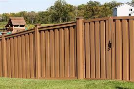 Pvc Vinyl Vs Trex Composite Fencing Midwest Fence