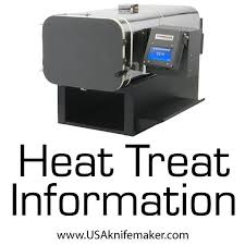 tutorial heat treat information data