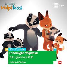 Rai_Yoyo - Non perdete le divertenti storie della famiglia ...