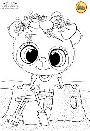 24 Tranh tô màu cho bé 4 5 tuổi – My Blog