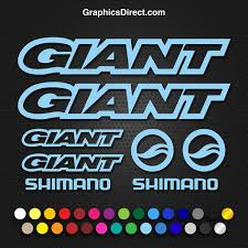 Giant Vinyl Replacement Decal Sticker Sets