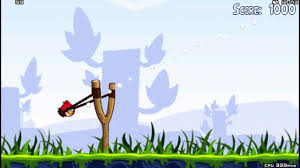 Angry Birds PSP gameplay - YouTube