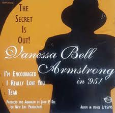 Vanessa Bell Armstrong - The Secret Is Out (1995, CD) | Discogs