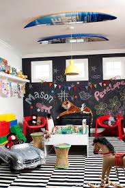 Kids Room With Chalkboard Wall Contemporary Boy S Room