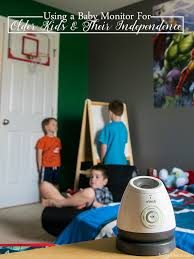 Using A Baby Monitor For Older Kids Their Independence Nifty Mom