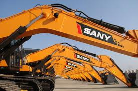 sany mini excavators shine in the