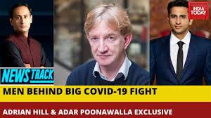 Exclusive: Professor Adrian Hill And Adar Poonawalla On Human ...