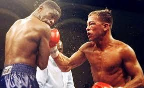 Aug. 22, 1998: Gatti vs Robinson I - A Slugfest In Atlantic ...