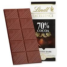 70 cocoa excellence bar masterful