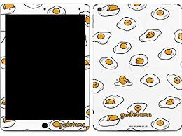 Amazon Com Skinit Decal Tablet Skin Compatible With Ipad Pro 10 5in Officially Licensed Sanrio Gudetama Egg Pattern Design Electronics