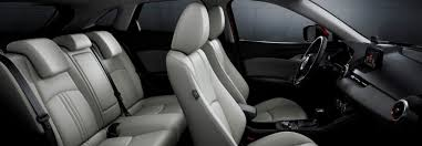 2019 mazda cx 3 have leather seats