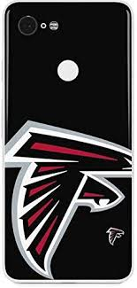 Amazon Com Skinit Decal Phone Skin Compatible With Google Pixel 3 Officially Licensed Nfl Atlanta Falcons Large Logo Design