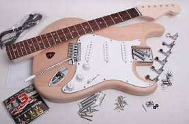 top 20 best electric guitar kits 2020