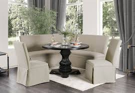 Nerissa 6 Piece Round Dining Room Set By Furniture Of America Foa Cm3840rt 6pc
