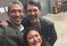 San Antonio Mayor Ron Nirenberg and Actor Lou Diamond Phillips Are Friends,  Apparently | The Daily