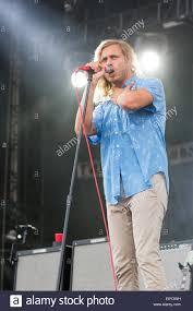 Philadelphia, Pennsylvania, USA. 31st Aug, 2014. Singer AARON ...