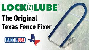 The Original Texas Fence Fixer Youtube