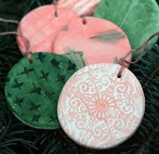 homemade clay ornaments easy quick