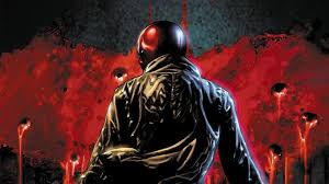 dc ics red hood wallpaper 122581