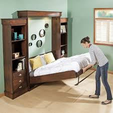 vertical mount deluxe murphy bed hardware