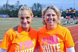 Pink And White Game - The Voice-Tribune
