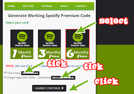free spotify gift card codes
