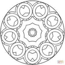 14 Beste Afbeeldingen Van Mandala Mandala Kleurplaten