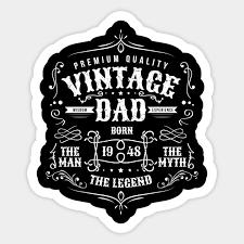 vine dad born 1948 shirt 70th