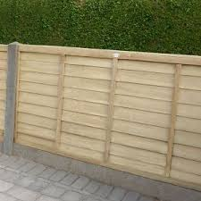 3ft Fence Panels B M Stores