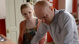 Confusion over what Max Branning said to daughter Abi at the end of  EastEnders - BBC Newsbeat