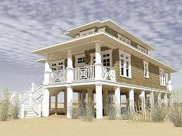 coastal house plans beach house plan