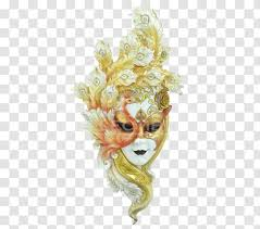 Mask Venice Carnival Wall Decal Masquerade Ball Plaque Transparent Png