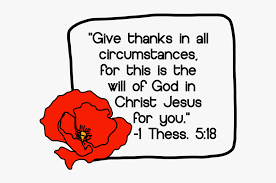 every situation give thanks to god quotes hd png