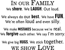quotes about family togetherness family stick together
