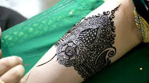 short simple kashee mehndi design 2019