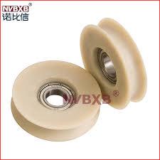 ball bearing sliding mirror door roller