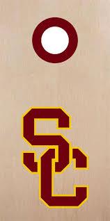 University Of Southern California Trojans Vinyl Decal Usctrojans In 2020 University Of Southern California Vinyl Decals Southern California
