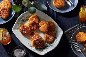 hot water cornbread recipe on food52