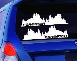 Custom Subaru Decal Etsy