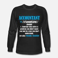 accounting definition t shirt funny