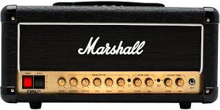 Tête ampli guitare électrique Marshall DSL20H Head