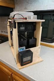 diy lithium solar battery generator